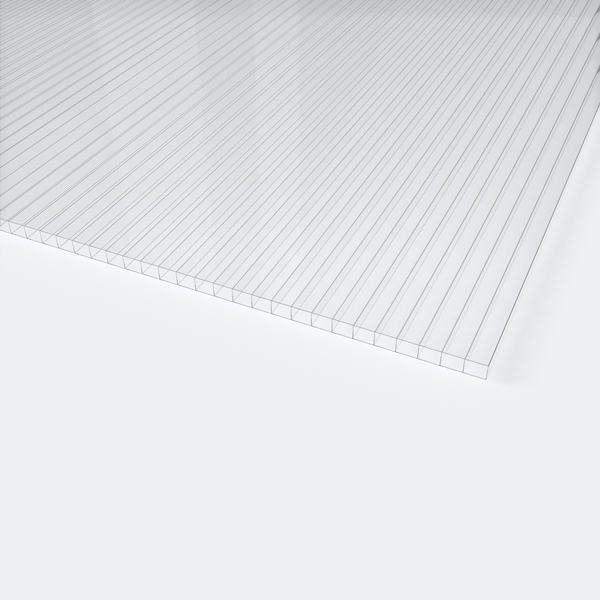 6 mm Stegplatte, PLEXIGLAS, Schutzwand, Acrylglas