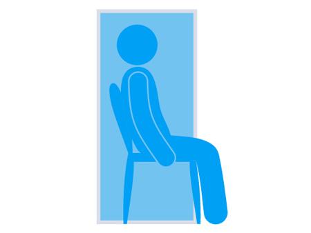 alwo® Trennwandsystem schmal Einzelsitzplatz am Counter
